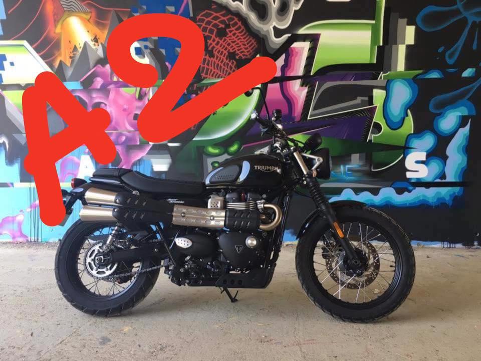 je veux une moto a louer pour le week end